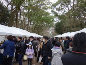 Japan Coffee Festival in SHIMOGAMO 2017