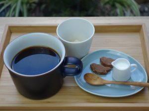 polyphony blend coffee